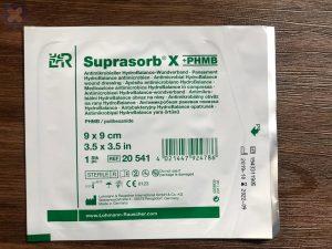 پانسمان سوپرازور x